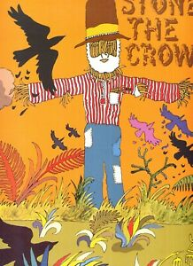 STONE THE CROWS -  Stone The Crows - LP (33 TOURS) -