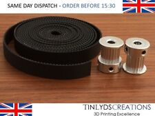 GT2 10mm Timing Belt + 20 Teeth 5mm Bore Pulley 10mm wide CNC / 3D printer part