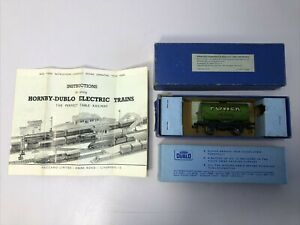Hornby Dublo Petrol Tanker carriage - Boxed?