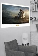Fallout 76 Dawn Power Armor 500pc. Limited Edition Lithograph *Order Confirmed*