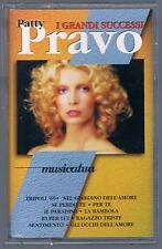 PATTY PRAVO I GRANDI SUCCESSI MUSICATUA  MC K7 MUSICASSETTA