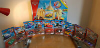 DISNEY PixarCars RAMONE`S COLOUR CHANGER PLAYSET + RAMONE+ 5 COLOUR CHANGER CARS