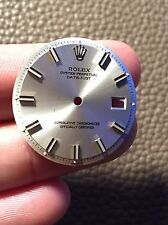 Vintage Rolex Datejust  Dial For Non Quick  Watch Rare 1600 1601 1603 Wideboy