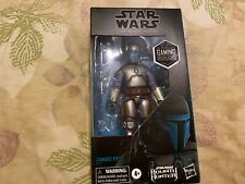 Hasbro Star Wars Gamestop Exclusive Black Series Jango Fett Black Series Figure