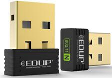 USB WiFi Wireless Nano Adaper  EDUP EP-N8553 WIN MAC LINUX