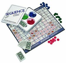 New Sequence maze BOARD GAME Family Fun Game Cards Against Humanity Party Games