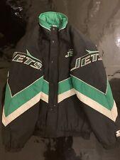 starter jacke New York Jets Size L Retro Vintage NFL Starter Jacket Jets