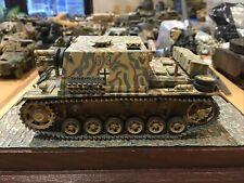 WWII Wehrmacht Panzer 1:35 gebaut