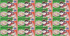 12 PACKS Japanese Botan Rice Chewy Candy Citrus Lemon Orange Flavor 21g 0.75 oz