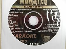 Monster Hits Karaoke CD+Gvol-1119/ Mariah Carey,Patti Labelle,Alicia Keys,+ more