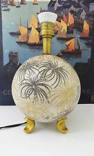 J. Henry Manufacture Rosenthal 1933 - lampe céramique Art déco keramic lamp