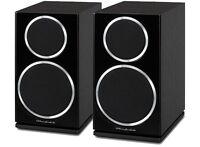 Wharfedale Diamond 220 Bookshelf Speakers Pair 5* Review HiFi  Bi Wired RRP £199
