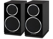 WHARFEDALE Diamond 220 Bookshelf Speakers Pair 5 * Revue Hifi Bi filaire RRP £ 199