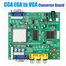 CGA EGA RGB YUV to VGA Monitors LCD CRT Arcade Game Video Converter Board Output