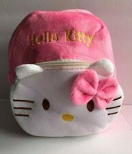 Hello Kitty Backpack Pink  Baby Kids Mini Schoolbag Small Bags Gifts