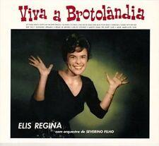 Viva a Brotolandia / Poema De Amor 5013929329034 Elis Regina