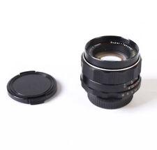 Pentax Super Takumar 55mm f2.0 M42 Mount Prime Lens -ES mount