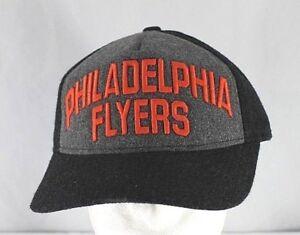 Philadelphia Flyers Black/Orange NHL Baseball Cap Snapback