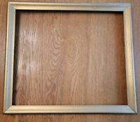 Art Deco Gold Picture Frame Fits 12x14 Photo