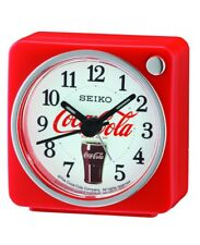 Seiko x  Coca Cola Quartz Alarm Clock QHE905R