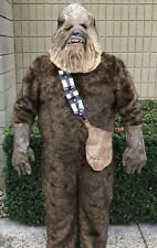 Chewbacca Adult Deluxe Costume Star Wars Wookie Rubies Halloween