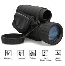 Handheld Digital Night Vision Monocular 6X50 Optical Zoom 350m Range Photo/Video