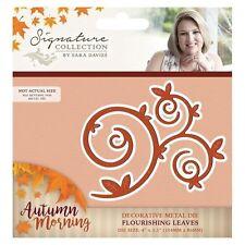 Flourishing Leaves - Crafter's Companion Sara Signature Autumn Morning Die