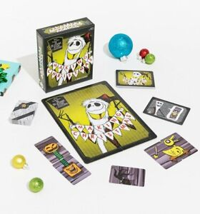 Official The Nightmare Before Christmas Making Christmas Card Game from Funko
