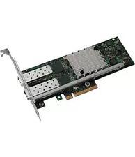 Dell Intel X520 Dp 10Gb Da/Sfp+ Server Adapter Low Profile 540Bbdw