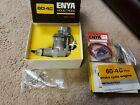ENYA Engine - Enya 60 four stroke - New!