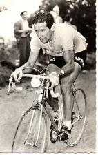 CARTE POSTALE NENCINI Années 1960 Cyclisme TOUR DE FRANCE MIROIR SPRINT