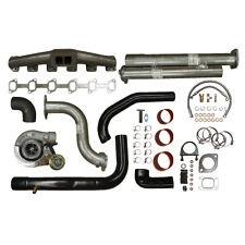 DTS TURBO KIT FIT TOYOTA LAND-CRUISER 2H 4.0LT ENGINE FOR 60 75 SERIES 2HDTS
