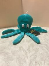 """24K BEANIE BOPPERS """"OCTAVIUS OCTOPUS"""" 1997 PLUSH STUFFED ANIMAL SPECIAL EFFECTS"""