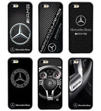 Mercedes Benz Lujo Coche Deportivo teléfono caso cubierta de goma para iPhone/Samsung