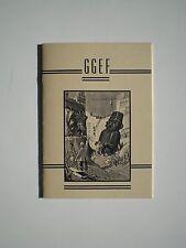 RARE CATALOGUE GGEF 1985 HERGE/TINTIN TED BENOIT FLOCH CORNILLON JC DENIS FRANC