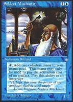 4x Soldevi Machinist MTG Ice Age NM Magic Regular