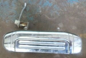 Mitsubishi Pajero NL 9/97-4/00 Right Rear Outer Door Handle