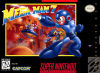 Mega Man 7 - SNES Super Nintendo - Cart Only - New Condition - Free Shipping