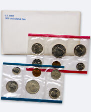 1979 United States US Mint Uncirculated Coin Set SKU1387