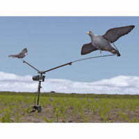 PIGEON MAGNET DECOY Machine Rotary Hunting Shooting Bird Trap Clay