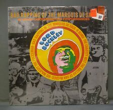 60s COMEDY Lp Lord Buckley Bad Rapping Of Marquis De Sade World Pacific 21889 M-