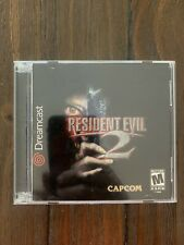Resident Evil 2 (Sega Dreamcast, 2000). Compete. Immaculate Condition