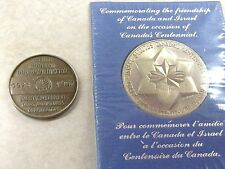 1973 Israel Homage to Israel's Navy Israel and Friendship of Canada and Israel