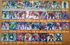 YuGiOh Orica/Anime Style Superstarker Samurai 35 Karten Deck/Set