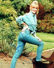 Sarah LANCASHIRE SIGNED 10x8 Photo 2 AFTAL Autograph COA Kiri Actress