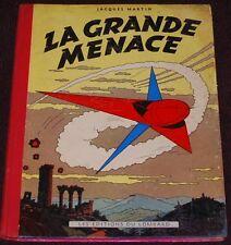 LEFRANC -1 - / La Grande Menace  / EO 1954 / BE