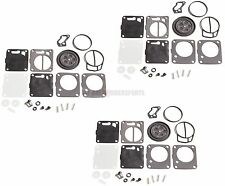 Mikuni SuperBN Triple Carb Carburetor Rebuild Kit Polaris SL SLT 650 750 780 785