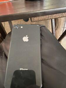 Apple iPhone 8 (PRODUCT)Black - 64GB - (Unlocked) A1863 (CDMA + GSM)