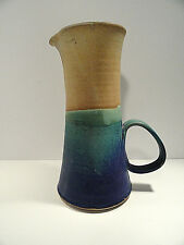 Art Pottery Pitcher Wildear Creek