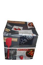HOUSSE DE PROTECTION POUR THERMOMIX TM5-TM6/TM31Modèle FRAISES Sans Varoma